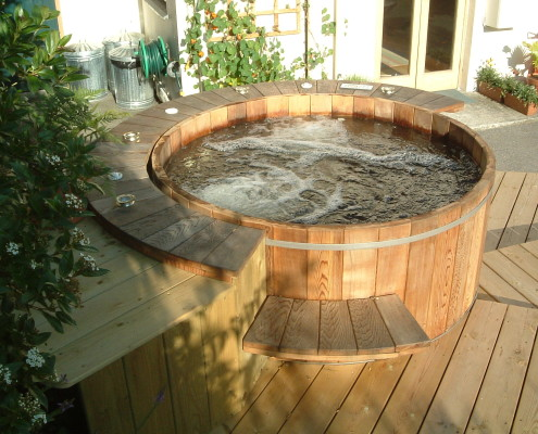 Gallery Hot Tub Forest Lumber Amp Cooperage