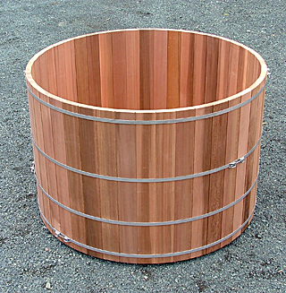 tub hot fired tag cooperage res lumber forest cedar high archives wood