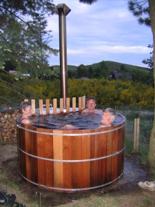 Wood Fired Hot Tub Kits And Heaters Forest Lumber