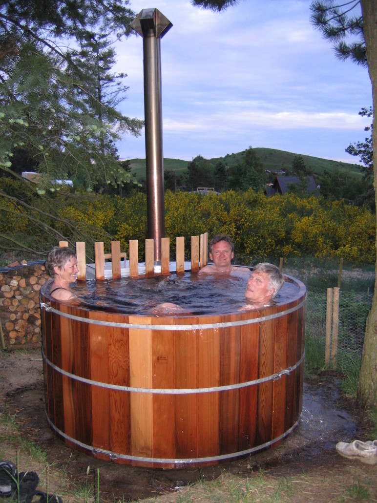 Can I Heat My Hot Tub With Natural Gas